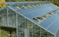 光伏太阳能温室建造、光伏温室造价、利广